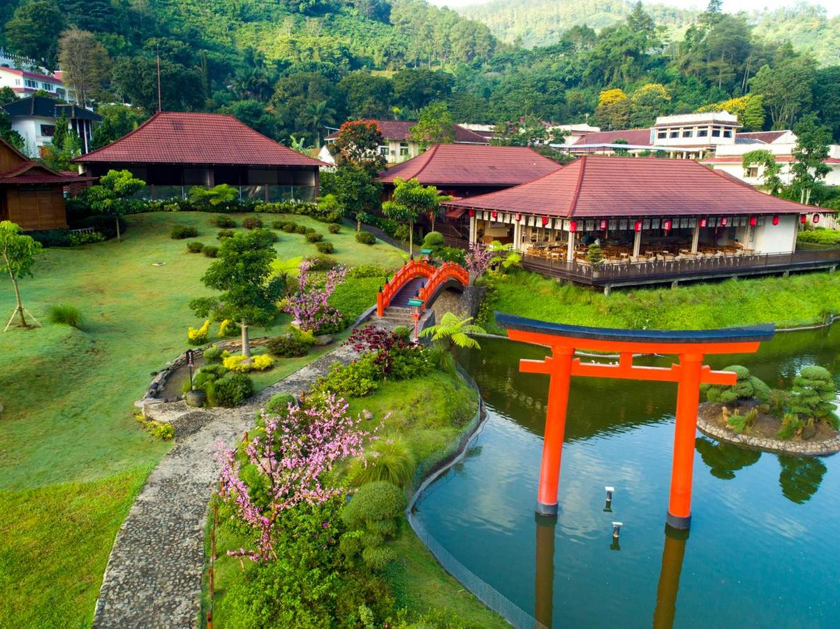 The Onsen Hot Spring Resort Batu