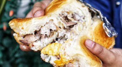 Haup Burger Enak di Malang