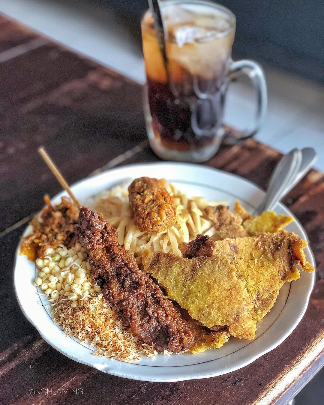 Nasi Buk Malang, Makanan khas Madura dengan Lauk Melimpah